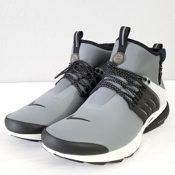 buy popular 88a95 d57fd Nike Air Presto Mid Utility Cool Grey. M_5ae115193a112e066b800b82